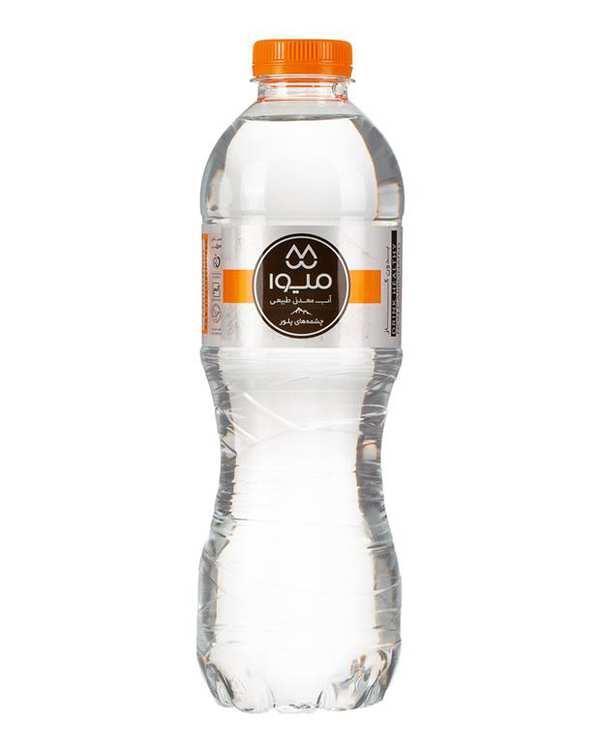 آب معدنی 500 میلی لیتری میوا