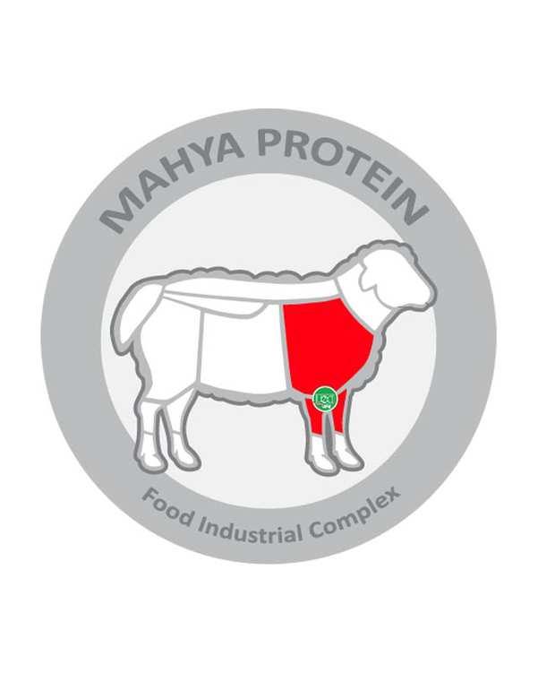 ماهیچه پلویی گوسفند 800 گرمی مهیا پروتئین