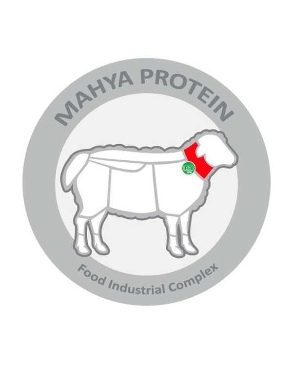 گوشت گردن گوسفندی 1000 گرمی مهیا پروتئین