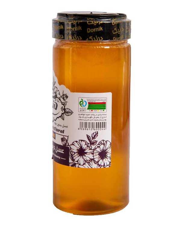 عسل بدون موم1000 گرمی درنیک