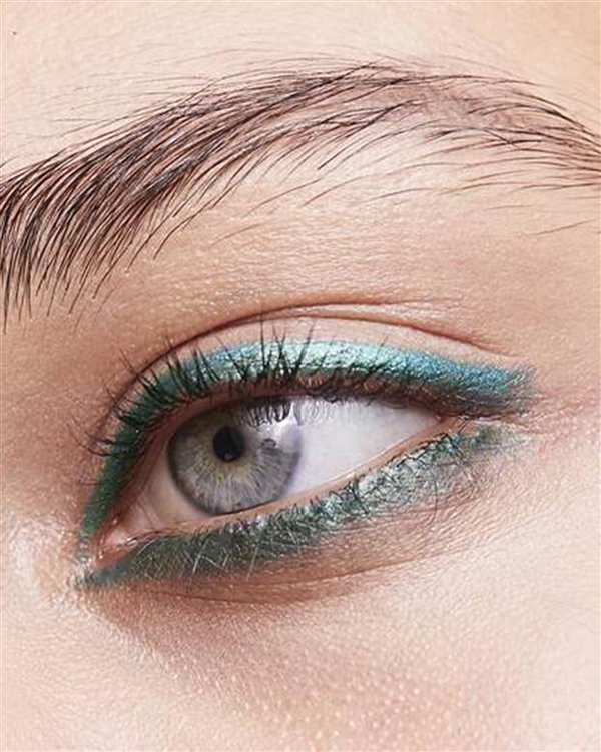 مداد چشم دو سر OnColour سبز اوریفلیم