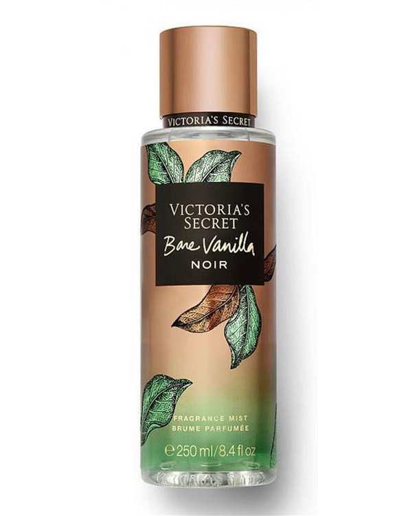 بادی اسپلش زنانه 250ml Bare Vanilla Noir ویکتوریا سکرت