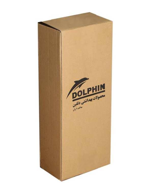 باکس حمام مدل 1029 سفید دلفین