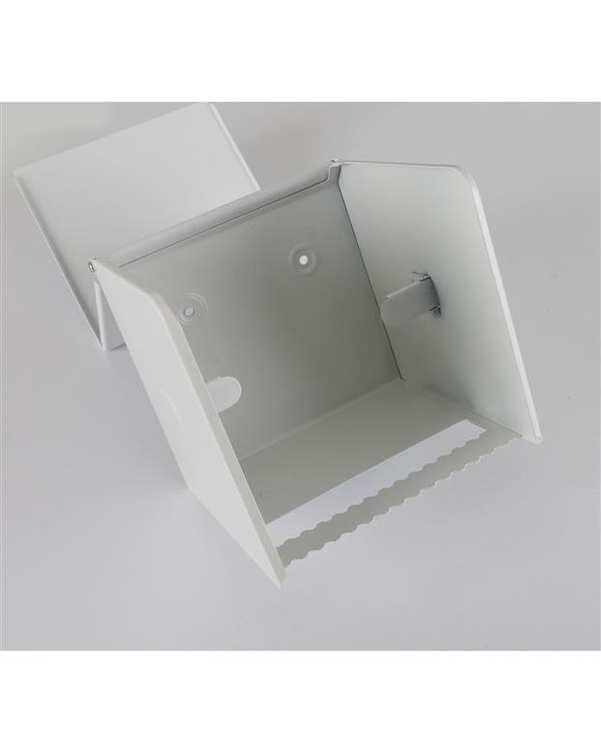 جا دستمال کاغذی مدل Larens-304 سفید دلفین