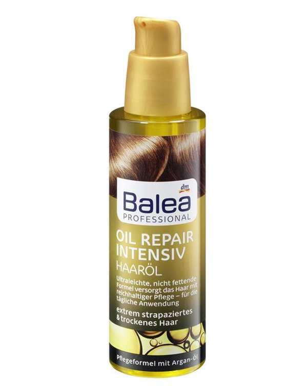 روغن موهای آسیب دیده و کم حجم Oil Repair Intensiv باله آ