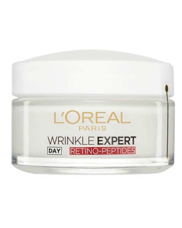 کرم ضد چروک و کلاژن ساز Loreal wrinkle expert 45 لورآل
