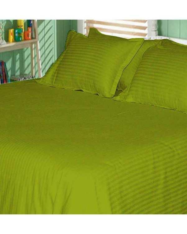 سرویس لحاف دو نفره 6 تکه طرح Parallel سبز فسفری کینگ مانیکا هوم