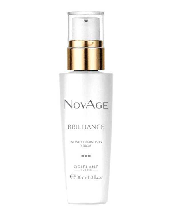 سرم صورت روشن کننده و ضد لک 30ml Novage Brilliance Infinite اوریفلیم