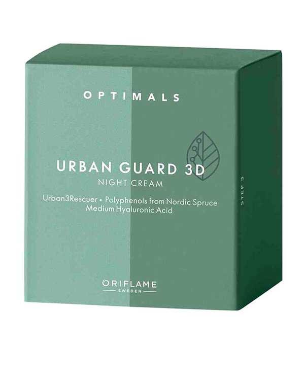 کرم شب اپتیمالز Optimals Urban Guard 3D اوریفلیم