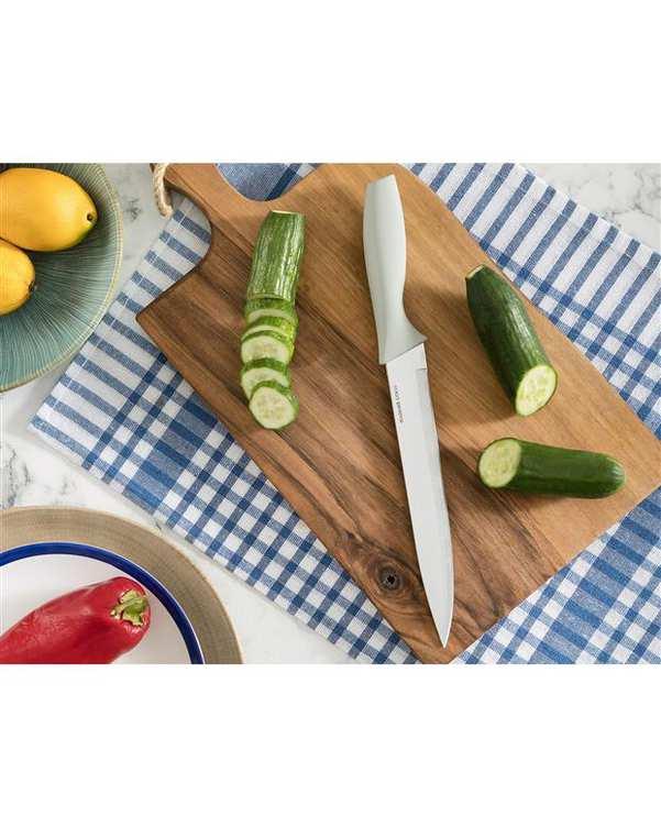 چاقوی آشپزخانه مدل Nancy طوسی روشن مادام کوکو
