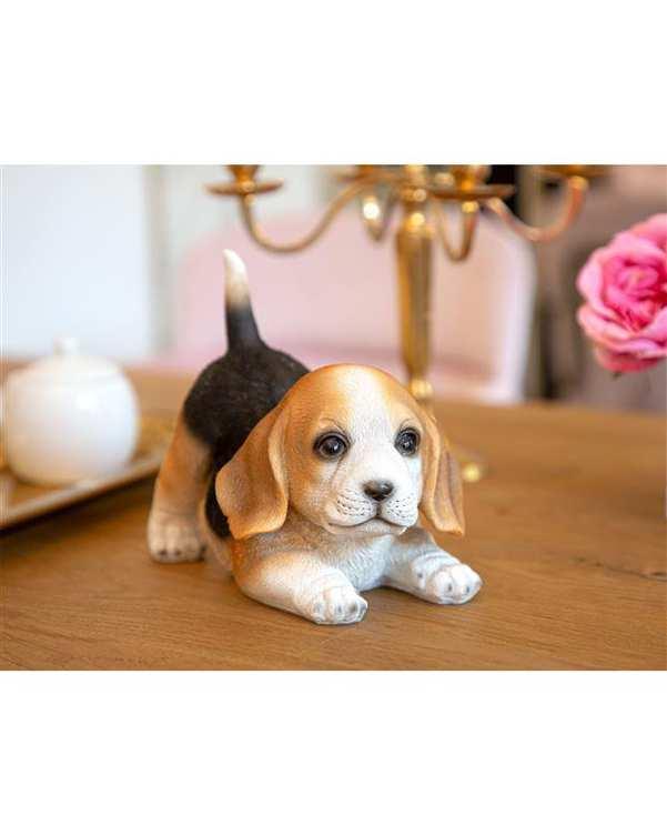 مجسمه دکوری مدل Chou طرح سگ مادام کوکو