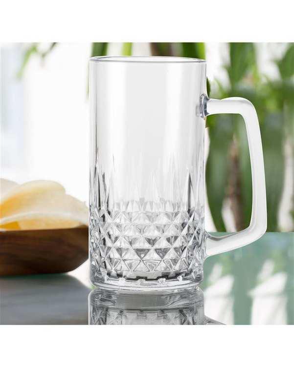 ست 2 عددی لیوان دسته دار مدل Bevis مادام کوکو