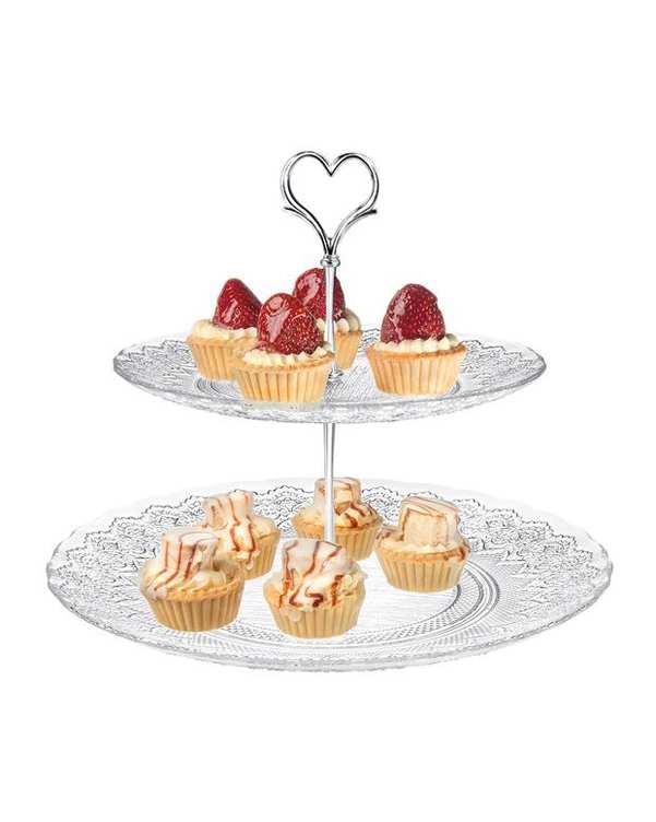 شیرینی خوری دو طبقه مدل Valence مادام کوکو