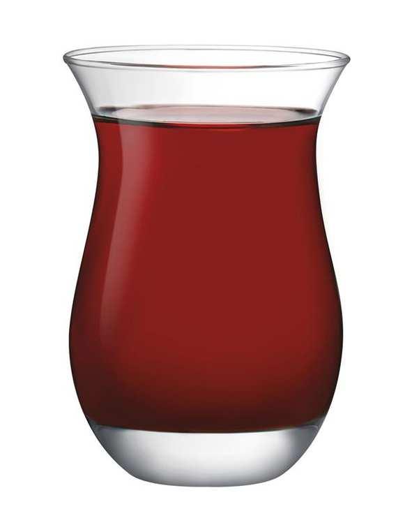 ست 6 عددی استکان چای خوری مدل Clarette مادام کوکو