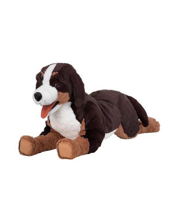 عروسک سگ مدل 20414278 HOPPIG قهوه ای ایکیا