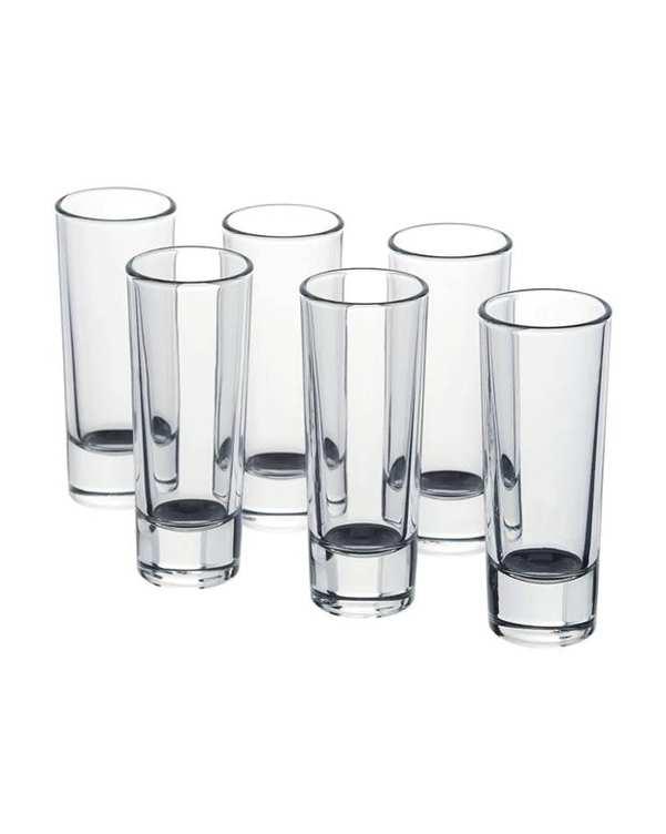 ست 6 عددی لیوان مدل گراسج ایکیا