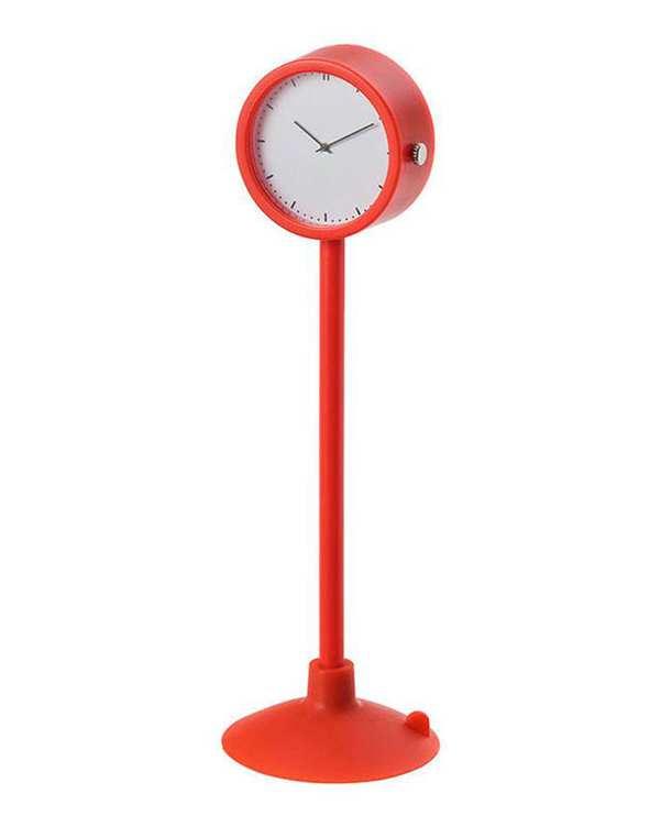 ساعت رومیزی مدل STAKIG قرمز ایکیا
