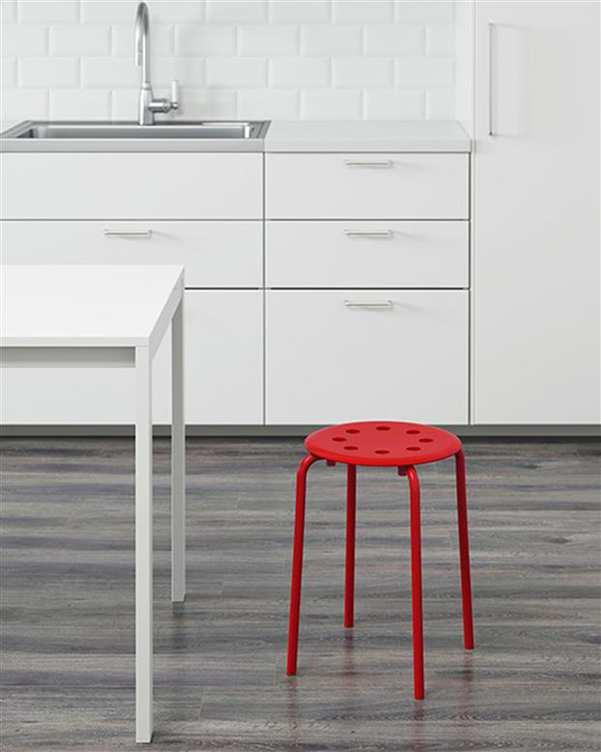 صندلی مدل Marius قرمز ایکیا