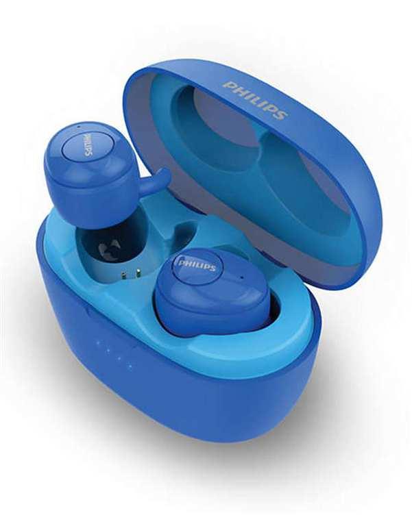 هدفون بی سیم مدل SHB 2505 BL آبی فیلیپس
