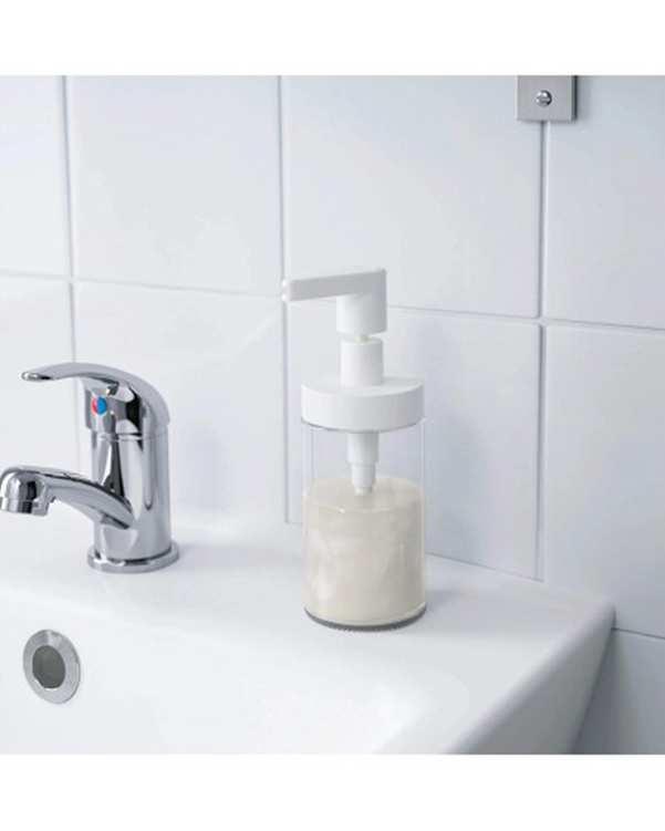 جا مایع دستشویی مدل TACKAN بی رنگ ایکیا