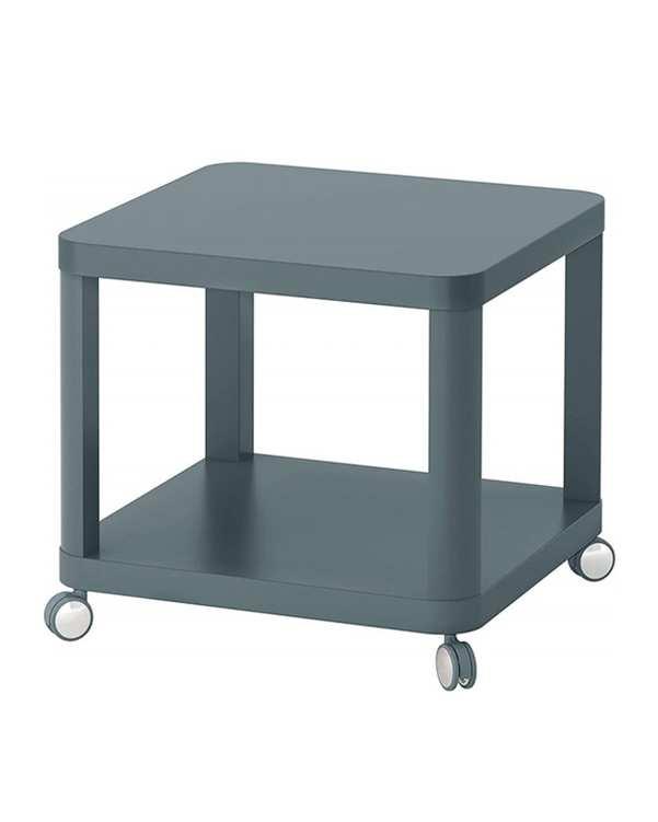 میز چرخدار مدل TINGBY سبز ایکیا