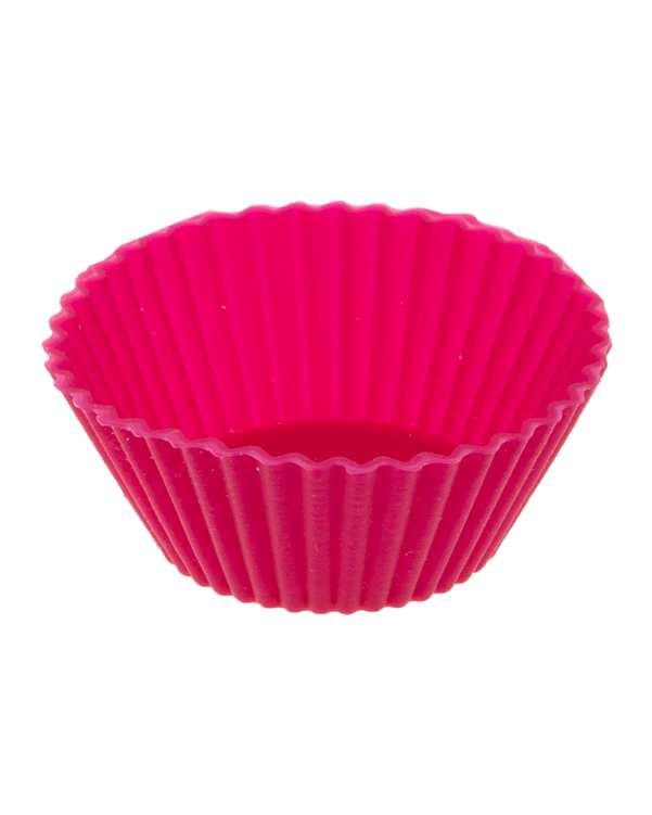 بسته 10 عددی قالب کیک مدل MR7 سرخابی تاتی هوم