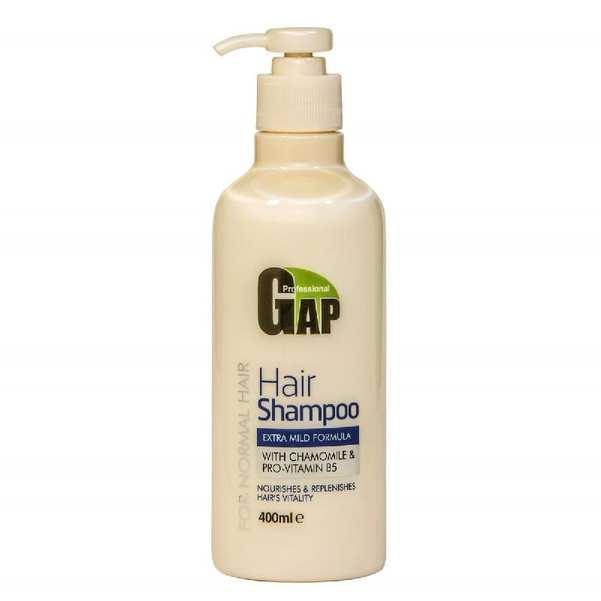شامپو پمپی مخصوص موهای معمولی 400ml گپ