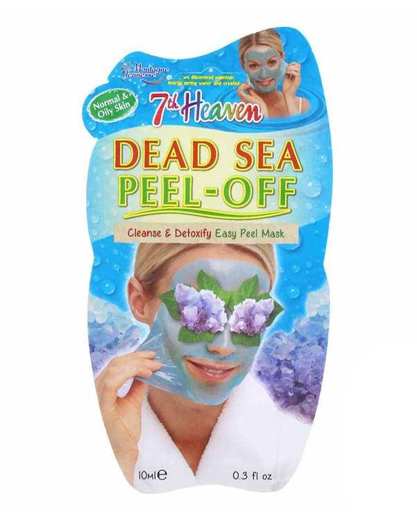 ماسک صورت لایه ای جلبک دریایی 10ml 7th Heaven مونته ژنه