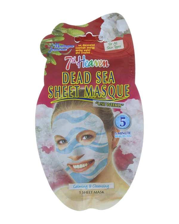 ماسک صورت نقابی لجن دریایی و جلبک 7th Heaven مونته ژنه
