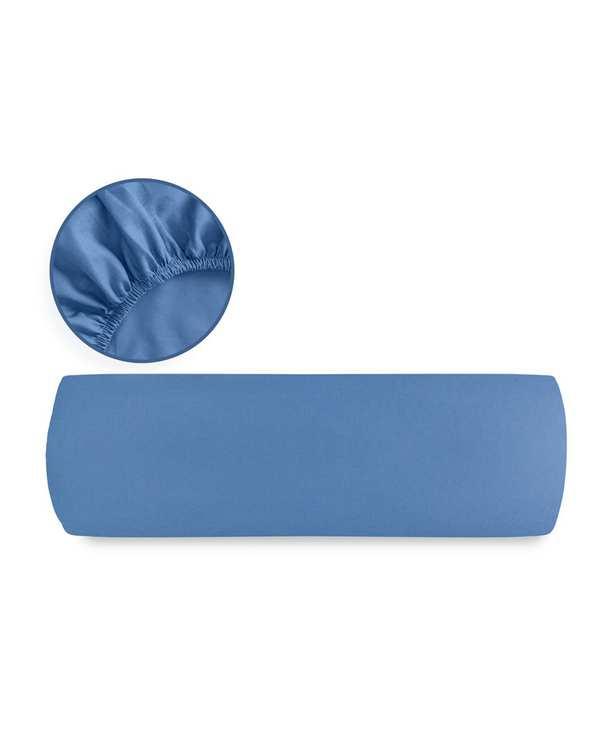 روکش تشک کشدار مدل Duz سایز 200*160 آبی تیره انگلیش هوم