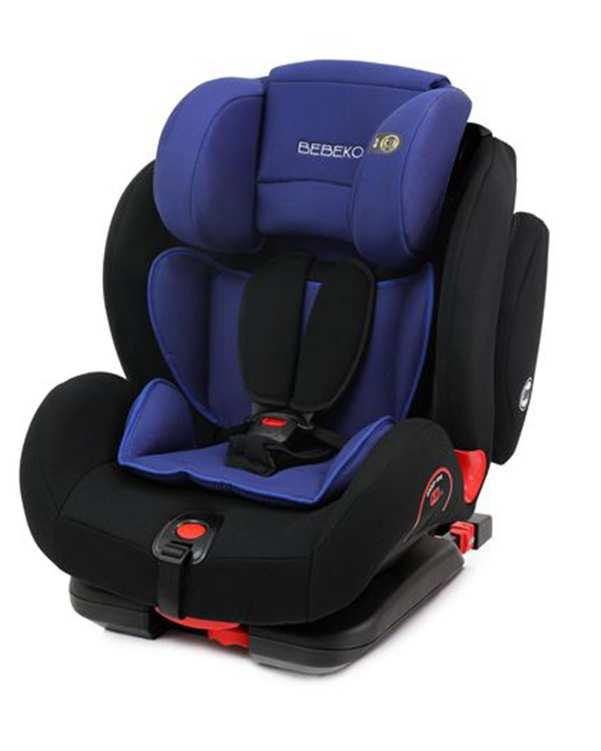 صندلی خودرو کودکمدل ks02 مشکی آبیببکو