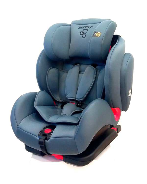 صندلی خودرو کودکمدل ks02 طوسیآبیببکو