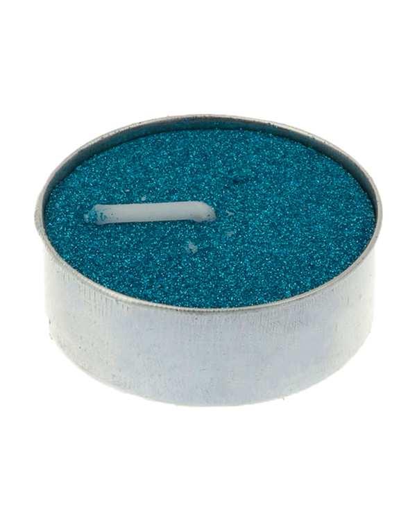 بسته 10 عددی شمع وارمر کد 002 آبی تاتی هوم
