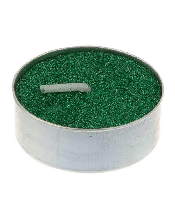 بسته 10 عددی شمع وارمر کد 003 سبز تاتی هوم