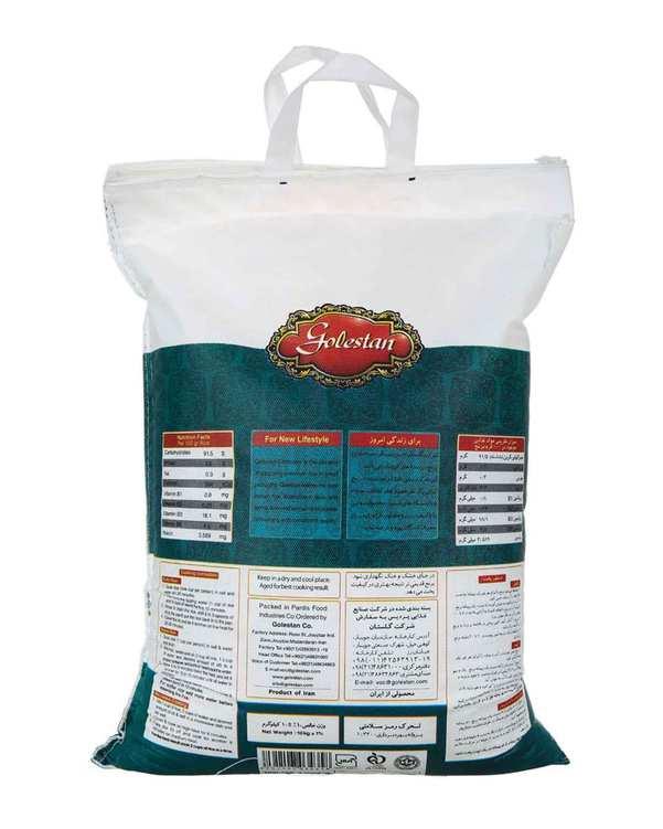 برنج طارم ایرانی 10 کیلویی گلستان