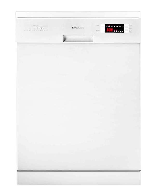 ماشین ظرفشویی مدل DW-2560 سفید دوو