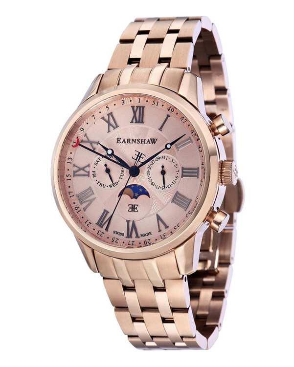 ساعت مچی مردانه مدل ES-0017-44 ارنشا