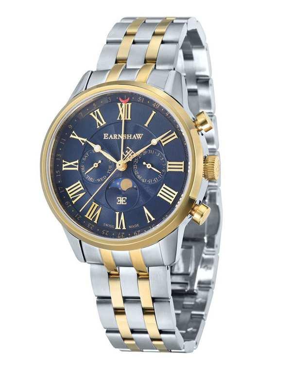 ساعت مچی مردانه مدل ES-0017-77 ارنشا