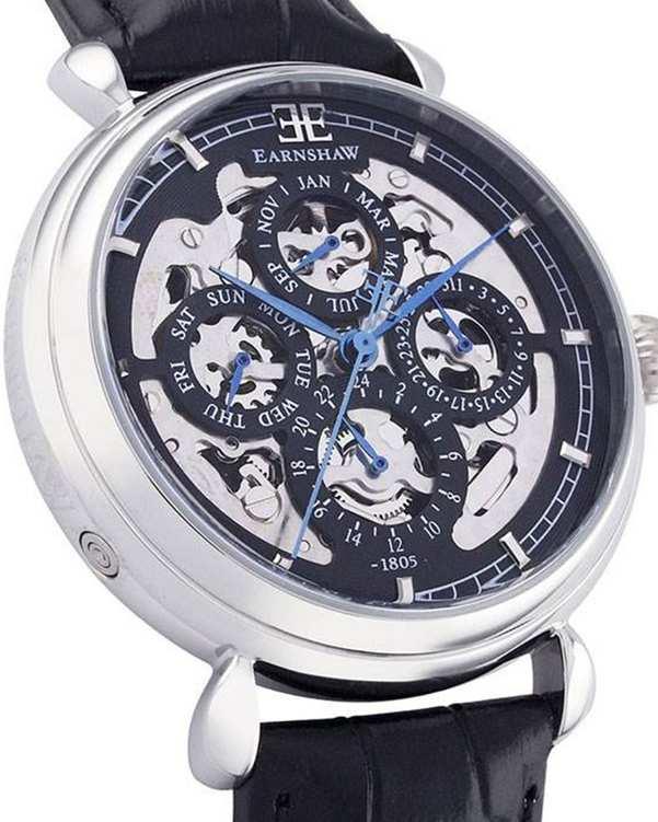 ساعت مچی مردانه مدل ES-8043-01 ارنشا