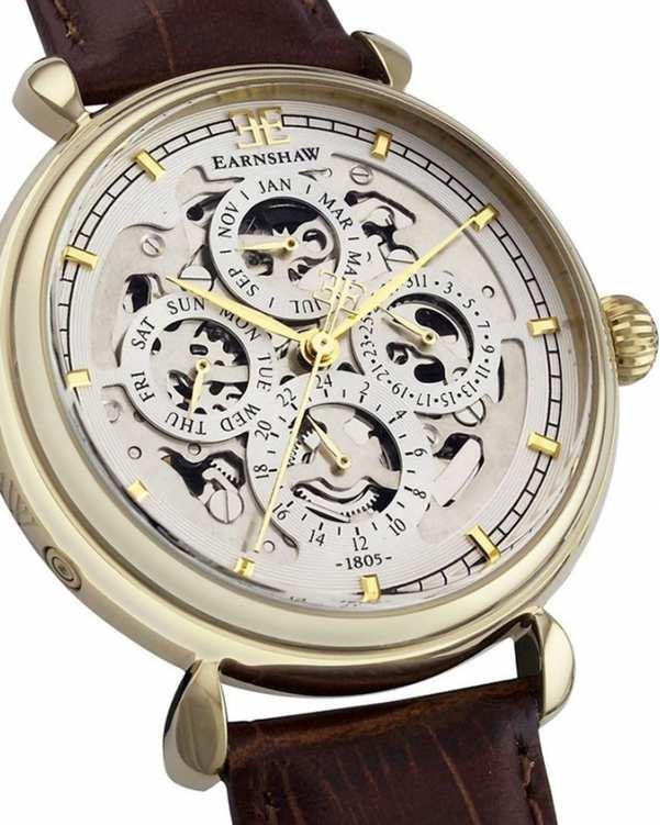 ساعت مچی مردانه مدل ES-8043-03 ارنشا