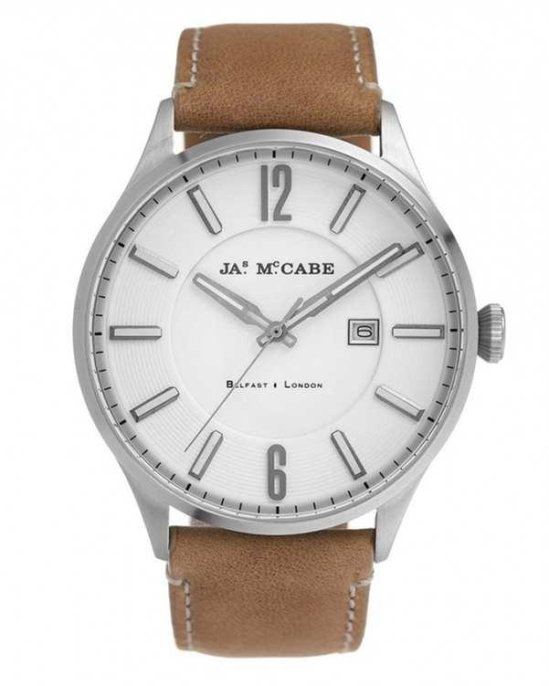 ساعت مچی مردانه مدل JM-1027-02 جیمز مک کیب