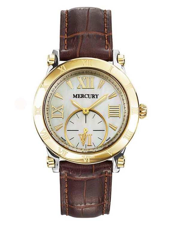 ساعت مچی زنانه مدل ME255-SGL-7مرکوری