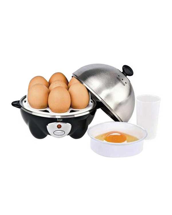 تخم مرغ پز با در استیل مدل Egg Morning پارس خزر