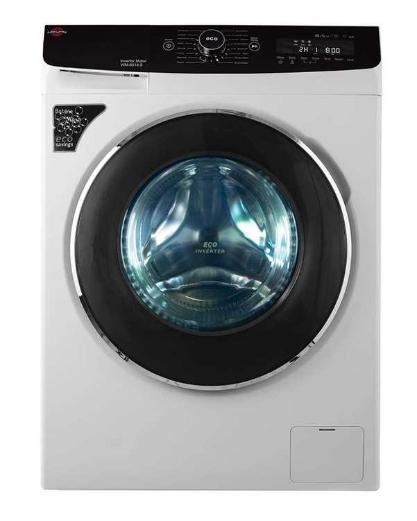 ماشین لباسشویی تمام اتوماتیک 8.5 کیلویی مدل WM-8514W-1 سفید پارس خزر