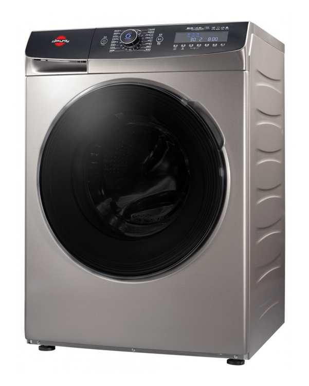 ماشین لباسشویی تمام اتوماتیک 8.5 کیلویی مدل WM-8514s نقره ای پارس خزر
