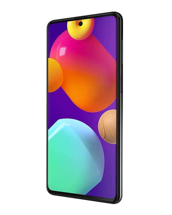گوشی موبایل سامسونگ دو سیم کارت Galaxy M62 SM-M625F/DS مشکی 128 گیگ