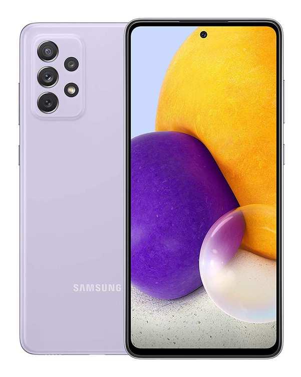 گوشی موبایل سامسونگ Galaxy A72 SM-A725F/DS دو سیم کارت ظرفیت 256 گیگابایت