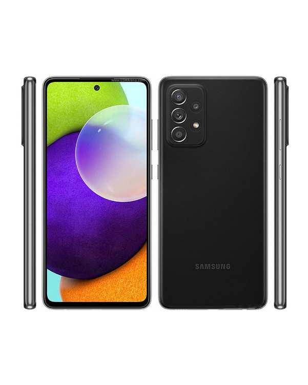 گوشی موبایل سامسونگ Galaxy A52 دو سیم کارت ظرفیت 256 گیگابایت مشکی