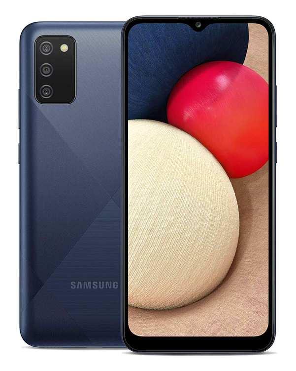 گوشی موبایل سامسونگ Galaxy A02sدو سیم کارت ظرفیت 32 گیگابایت