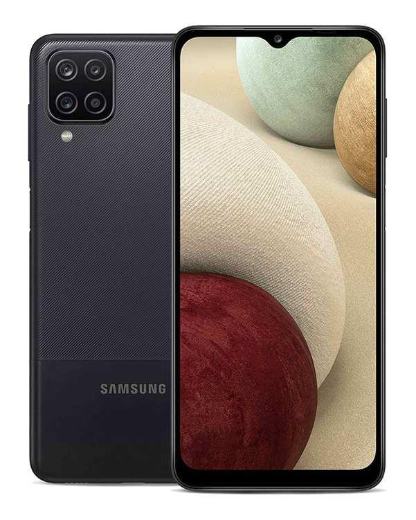 گوشی موبایل سامسونگGalaxy A12 دو سیم کارت ظرفیت 64 گیگابایت